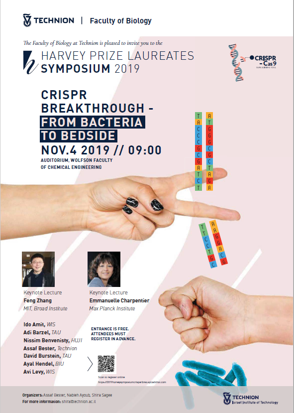 poster of the symposium